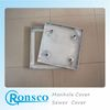 professional supplier for septic tank manhole cover gasket with weight information