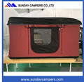 2017 High quality overland canvas roof top tent for sale