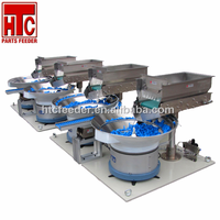 Vibratory Part Feeder System for Industrial Assembly machine