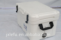 New design plastic ice /cooler box with handle