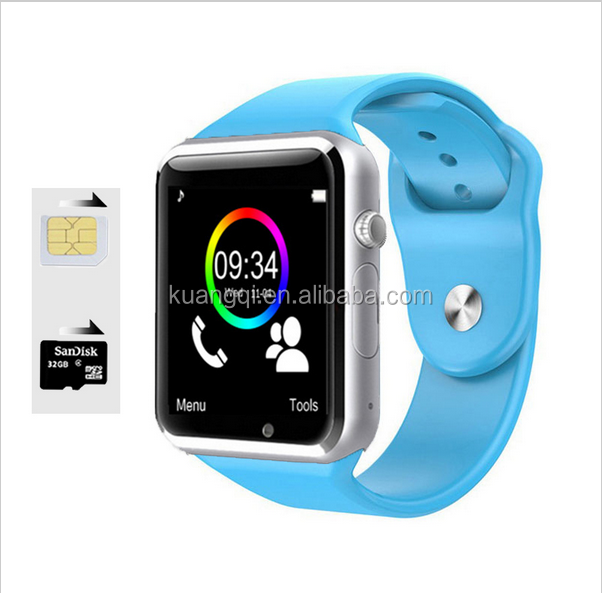 bluetooth smart watch A1 for Apple android phone support SMI/TF men wristwatch pk u8 gt08 DZ09 smart watch bluetooth