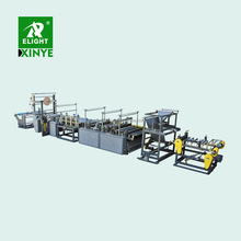 2015 Ruian continous rolled Garbage bag making machine