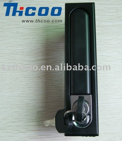 Electric Panel cabinet lock