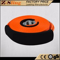 For Small Watercraft Small Watercraft, Z-Sling Reinforced design Rope Eyes Pull Strap Road recovery straps