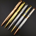 New style pens luxury exquisite special clip electroplating metal ball pen