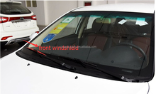Supply best car front glass price ,BYD F3 front auto glass windshield ,5206111