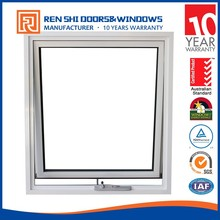AS2047 rain protection chain wider awning window with security mesh