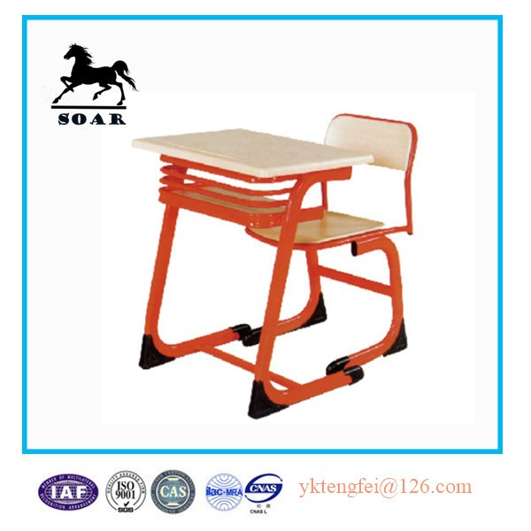 Werzalit China factory unique wooden design study table for students