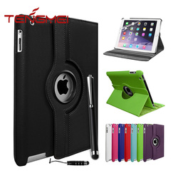 new products 2016 for ipad leather case for ipad case with stand