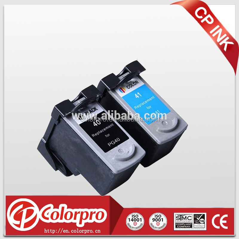 For canon 41 ink cartridge For Canon IP1180 1200 mp210 pixma mx308 MP140