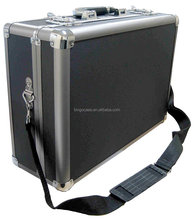 Small Hard Shell Case With Extra Protected Foam For Cameras, Camcorders, Photo / Video and Photograpic Equipment