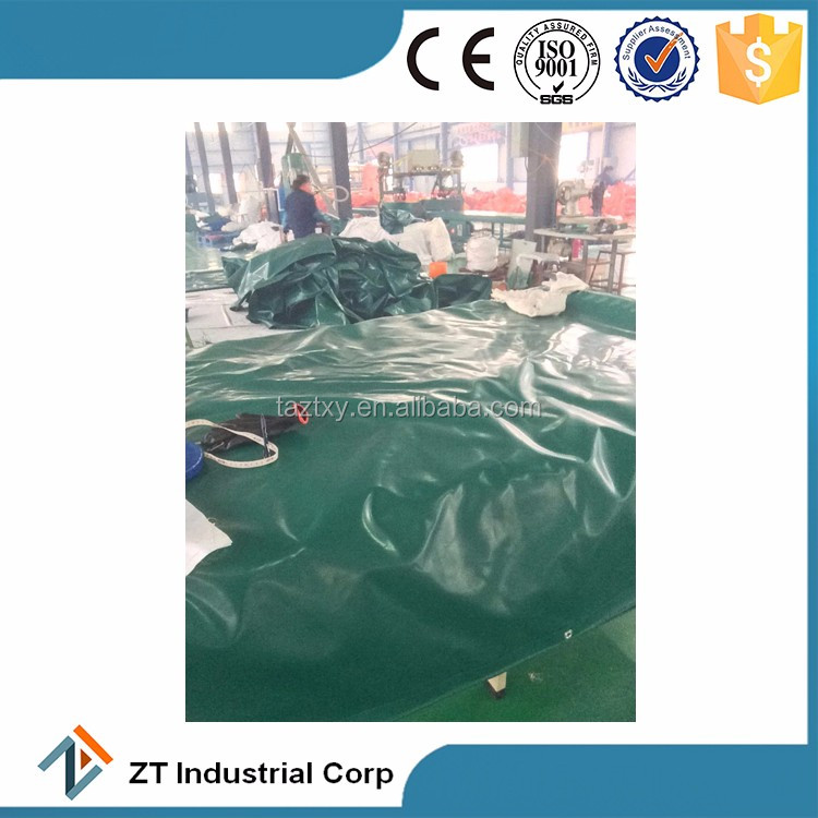 PVC coated fabric tarpaulin stocklot for tent and truck cover