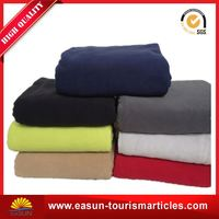 professional non woven fleece blanket Christmas fleece fabrics wool fire retardant blanket