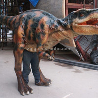 Amazing Entertainment Event Walking With Dinosaur