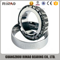 bearing 32214 tapered roller bearing size chart