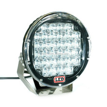 Waterproof Aluminun Housing Led light, 96w 12v led flexible work light, 9'' 96watt Offroad Led Work Light for UTV,ATV