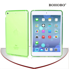New rubber plating TPU cases for ipad mini