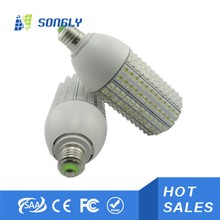 Super Long Lifespan 40w corn bulb led lights optical lens
