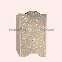 EPS mgo sandwich panel / exteriorXPS board/eps concrete sandwich wall panel