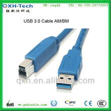 Hot Sell USB cable 3.0 AM/BM