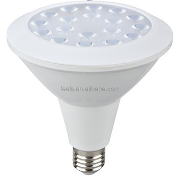 High lumen 85-265V PF>0.9 12w par30 led for south american
