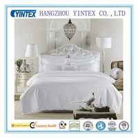80S 100% Cotton Luxury King Queen Hotel Bed Linen Sets
