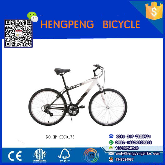 26 inch adult bmx bicycle street bicycle imported from china