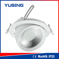 Professional aluminum body long range spotlight
