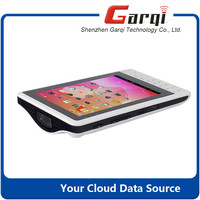 Android 1d/2d barcode scanner rfid tablet