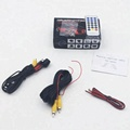 Rangefinder Car Camera With Remote Controller