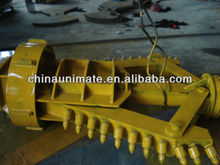 Rock Belling Bucket with bullet teeth for piling rigs