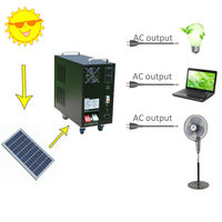 solar controller solar electricity generating system for home solar power generator