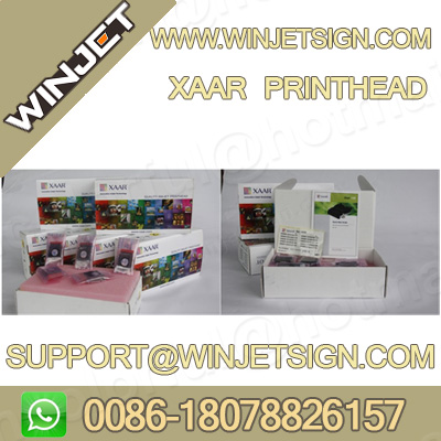 XAAR solvent ink used for Xaar382 Proton/35PL/60pL printhead