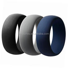 Workproof Silicone Medical Grade Finger Ring with OEM logo