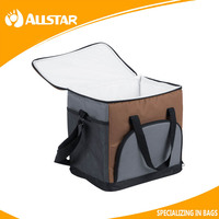High quality 600D polyester thermal outdoor lunch cooler bag