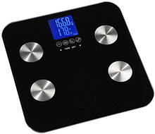 Top Class 180kg weight smart connected bluetooth body fat scale