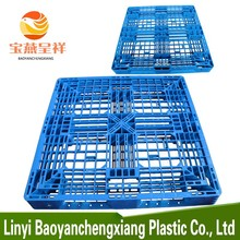 Black color cheap plastic pallet for packaging