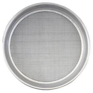 "6"" to 16"" stainless steel flour sieve mesh"