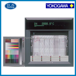 Wholesales Intelligent user interface 437112 Yokogawa Twelve Dot Strip Chart recorder details
