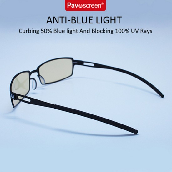 Anti rays eyes protective cheap kids reading glasses