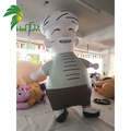 Intersteing Design Amazing PVC Display Inflatable Chef Cook Human Balloon Model