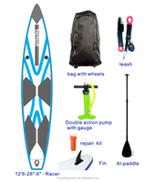 FAVORITE Customized Racing ISUP Board Inflatable