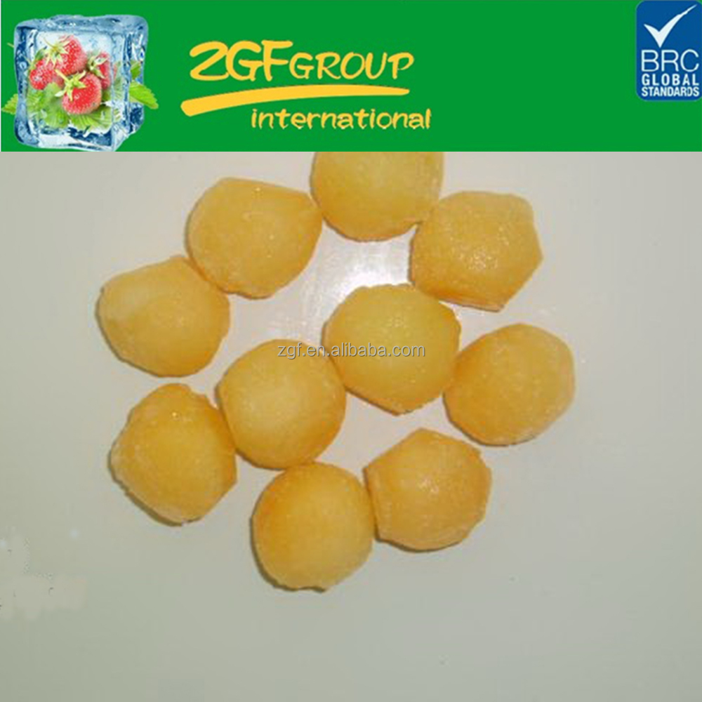 2016 New High Quality chinese frozen honeydew
