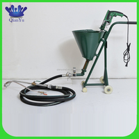 Hot China factory concrete spraying equipment