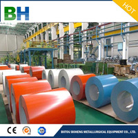 PPGI PPGL color coated prepainted steel coils/sheets manufacturer