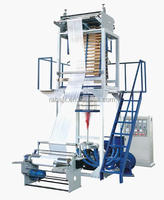SJ55-800 high quality Plastic bag Film Blowing Machine