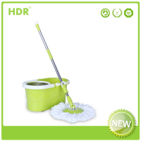 HDR-M021B bucket mop 360 Spin Magic Mop,Hand Press With Wringer Mop Bucket