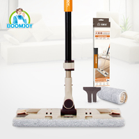 SPECIAL DESIGN HOUSEHOLD CLEANING EASY CHINA MICROFIBER MOP FLOOR CLEANING MOP FLAT MOP