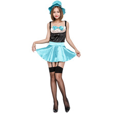 tea party mad hatter magician adult girls princess costume