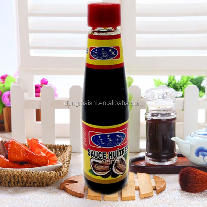 Seafood Make Thai Fish Sauce Oyster Sauce